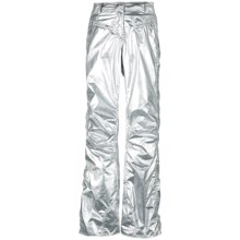 Obermeyer Lennox Snow Pants (For Women) in Silver - Closeouts