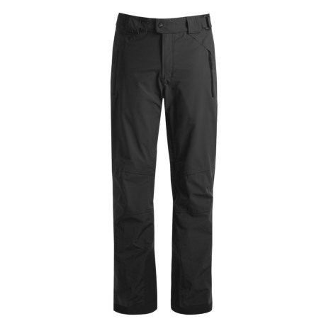 Obermeyer Lightning Snow Pants - Insulated (For Men) in Black