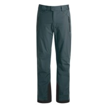 Obermeyer Lightning Snow Pants - Insulated (For Men) in Dark Slate - Closeouts