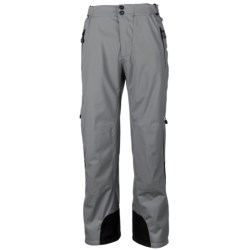 Obermeyer Lightning Snow Pants - Insulated (For Men) in Iron