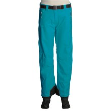 Obermeyer London Ski Pants (For Women) in Caribbean - Closeouts