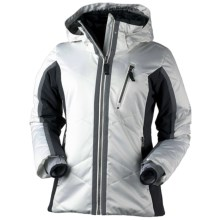 Obermeyer Mackenzie Jacket - Insulated (For Women) in Powder - Closeouts