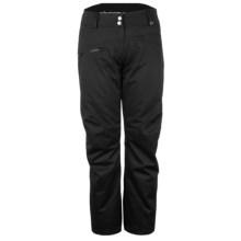 Obermeyer Malta Ski Pants - Insulated (For Women) in Black - Closeouts