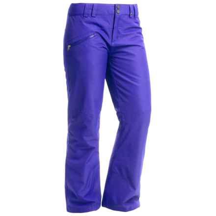 Obermeyer Malta Ski Pants - Waterproof, Insulated (For Women) in Regal Blue - Closeouts