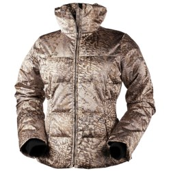Obermeyer Margot Jacket - Insulated (For Women) in Titanium