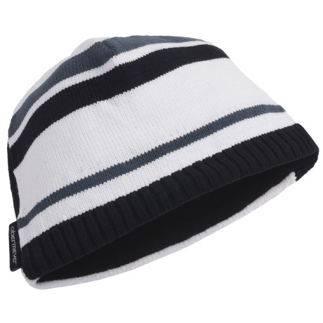 Obermeyer Mondi Knit Beanie Hat (For Girls) in Black