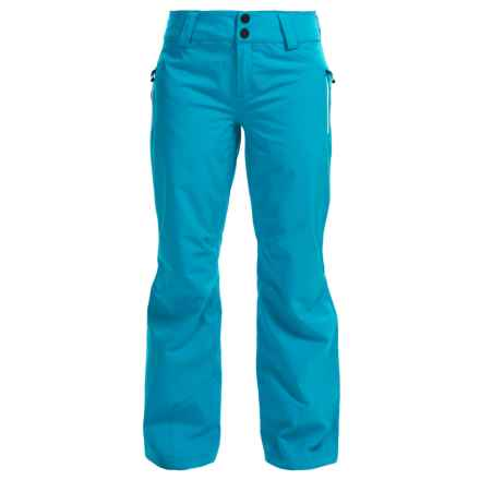 Obermeyer Monterossa Thinsulate® Ski Pants - Waterproof, Insulated (For Women) in Azure - Closeouts