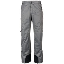 Obermeyer Patrol Snow Pants (For Men) in Basalt - Closeouts