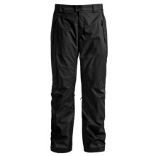 Obermeyer Patrol Snow Pants (For Men) in Black - Closeouts