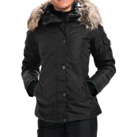 Obermeyer Payge Jacket - Waterproof, Insulated (For Women) in Black