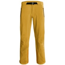 Obermeyer Peak Ski Pants - Waterproof (For Men) in Maize - Closeouts