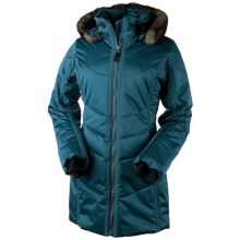 Obermeyer Penelope Jacket - Insulated (For Women) in Emerald - Closeouts