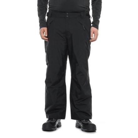 9653d81ac5dd4 Obermeyer Premise Cargo Ski Pants - Waterproof, Insulated (For Men) in Black  -