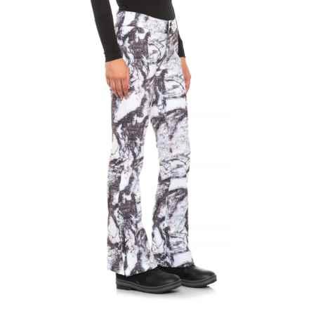 Obermeyer Printed Bond Ski Pants (For Women) in Mountain Mirage - Closeouts