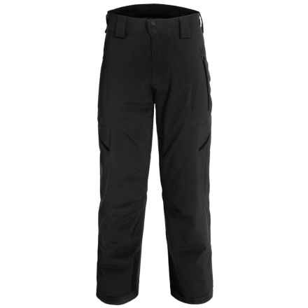 Obermeyer Process PrimaLoft® Ski Pants - Waterproof, Insulated (For Men) in Black - Closeouts