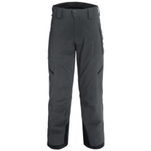 Obermeyer Process PrimaLoft® Ski Pants - Waterproof, Insulated (For Men) in Ebony - Closeouts