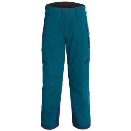 Obermeyer Process PrimaLoft® Ski Pants - Waterproof, Insulated (For Men) in Eclipse - Closeouts