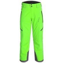 Obermeyer Process PrimaLoft® Ski Pants - Waterproof, Insulated (For Men) in Glowstick - Closeouts