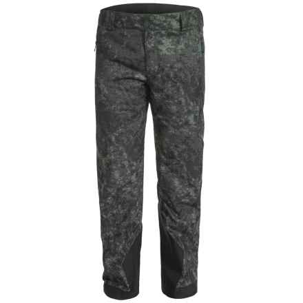 Obermeyer Process Ski Pants - Waterproof, Insulated (For Men) in Camo - Closeouts
