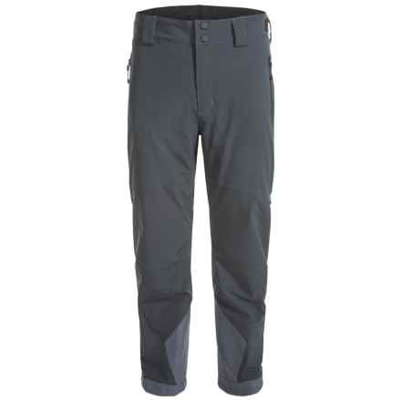 Obermeyer Process Ski Pants - Waterproof, Insulated (For Men) in Ebony - Closeouts