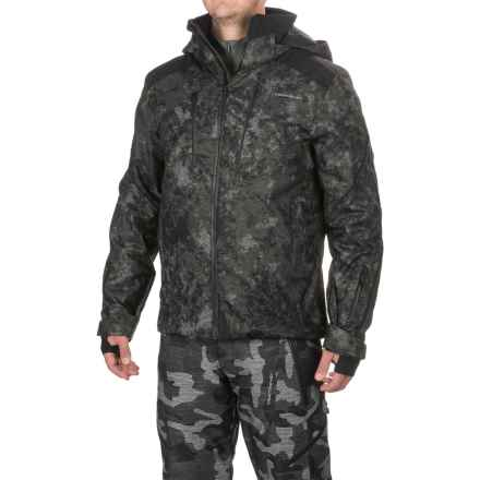 Obermeyer Proton Ski Jacket - Waterproof, Insulated (For Men) in Camo - Closeouts