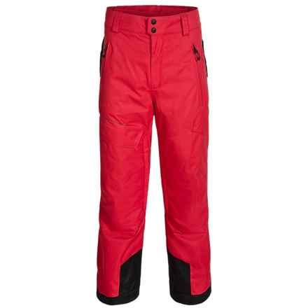 Obermeyer Quantum PrimaLoft® Ski Pants - Waterproof, Insulated (For Men) in True Red - Closeouts