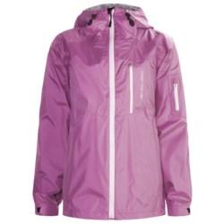 Obermeyer Radical II Shell Jacket (For Women) in Sky