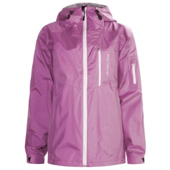 Obermeyer Radical II Shell Jacket (For Women) in Orchid