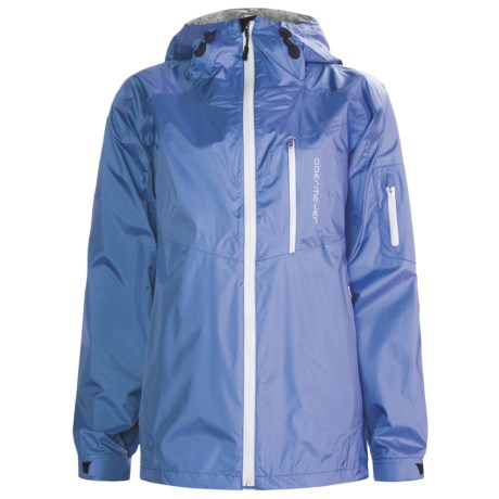 Obermeyer Radical II Shell Jacket (For Women) in Sky