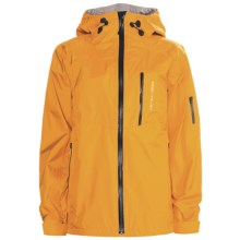 Obermeyer Radical II Shell Jacket (For Women) in Sunrise - Closeouts