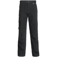 Obermeyer Rail Yard Pants - Insulated (For Men) in Black - Closeouts