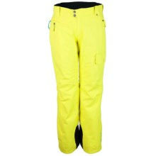Obermeyer Rally Ski Pants - Waterproof, Insulated (For Women) in Limelight - Closeouts