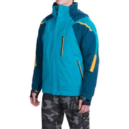 Obermeyer Ranger Ski Jacket - Waterproof, Insulated (For Men) in Bluebird - Closeouts