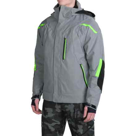Obermeyer Ranger Ski Jacket - Waterproof, Insulated (For Men) in Herringbone - Closeouts