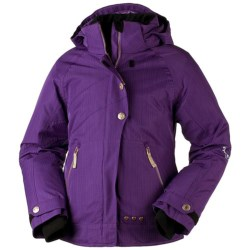 Obermeyer Rival Jacket - Insulated (For Girls) in Regal