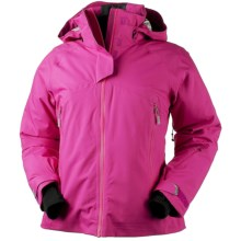 Obermeyer Sienna Jacket - Waterproof, Insulated (For Women) in Beetroot - Closeouts