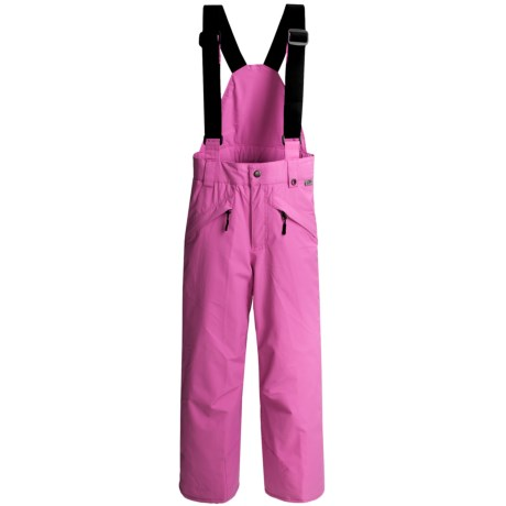 Obermeyer Sierra Snow Pants (For Girls) in White