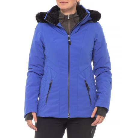 Obermeyer Siren PrimaLoft® Ski Jacket - Waterproof, Insulated (For Women) in Alexandrite
