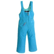 Obermeyer Snoverall Ski Pants - Insulated (For Girls) in Glacier Blue - Closeouts