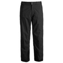 Obermeyer Solitude Snow Pants (For Men) in Black - Closeouts