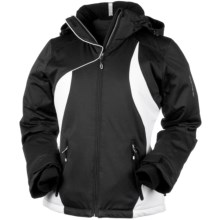 Obermeyer St. Tropez Model 2012 Jacket - Insulated (For Women) in Black - Closeouts