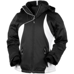 Obermeyer St. Tropez Model 2012 Jacket - Insulated (For Women) in Black