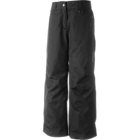 Obermeyer Sundance Snow Pants (For Boys) in Black