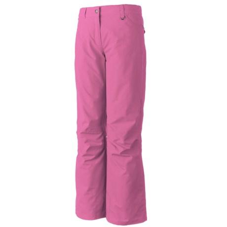Obermeyer Sundance Snow Pants (For Women) in Esential Pink