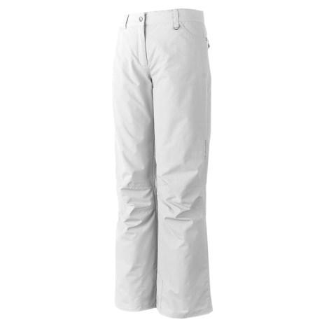 Obermeyer Sundance Snow Pants (For Women) in White