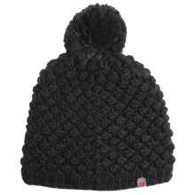 Obermeyer Sunday Knit Beanie Hat (For Women) in Black - Closeouts