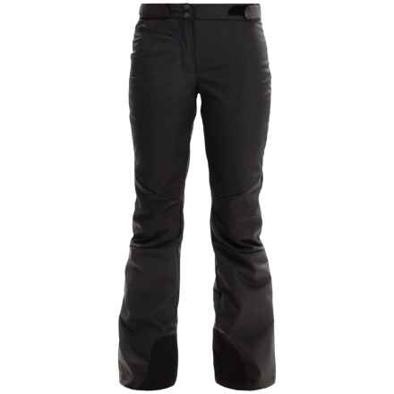 Obermeyer Temptress Ski Pants - Waterproof, Insulated (For Women) in Black - Closeouts