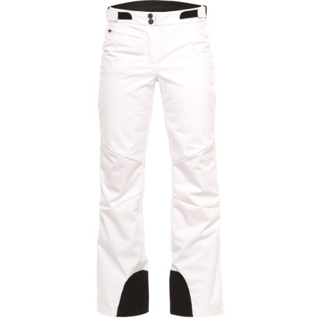 Obermeyer Temptress Ski Pants - Waterproof, Insulated (For Women) in White