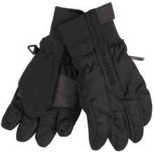 Obermeyer Thumbs Up Gloves - Waterproof, Insulated (For Kids) in 09 Black - Closeouts