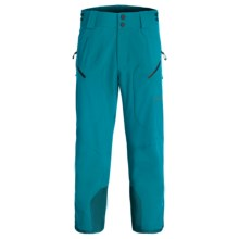 Obermeyer Titan Ski Pants - Waterproof (For Men) in Gypsy Blue - Closeouts